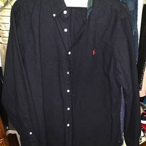 100% authentic Polo by Ralph Lauren flannel